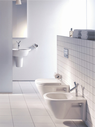 starck 2 bidet sospeso bidet duravit architonic. Black Bedroom Furniture Sets. Home Design Ideas
