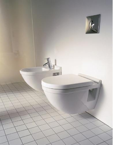 starck 3 toilets bidets by duravit starck 3 bidet. Black Bedroom Furniture Sets. Home Design Ideas