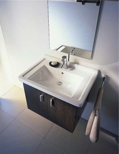 Starck 3 - Washbasin by DURAVIT