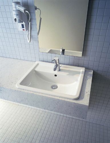 Starck 3 - Washbasin Med by DURAVIT