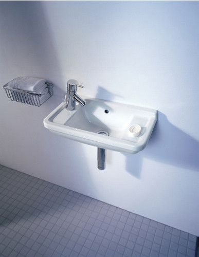 ... Starck 3   Washbasin Med By DURAVIT