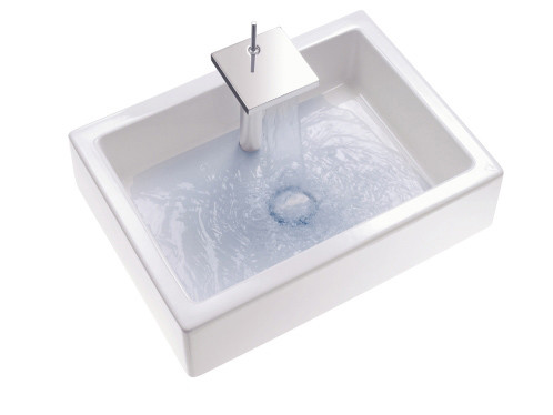 Starck X - Washbasin by DURAVIT