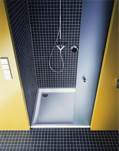 Starck - Shower Tray by DURAVIT
