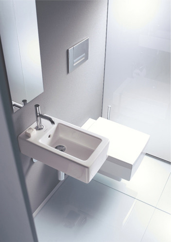 vero toilet close coupled bidet toilets from duravit. Black Bedroom Furniture Sets. Home Design Ideas