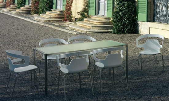 segesta chair 501 de Alias