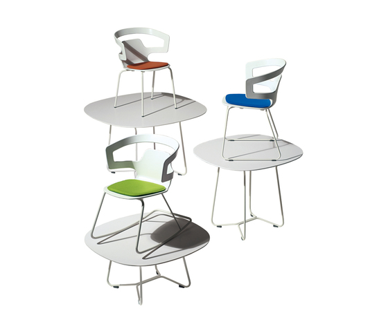 segesta chair 500 colors von Alias