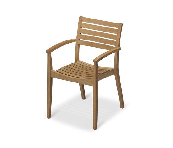 Ballare stuhl gartenst hle von skagerak architonic for Stuhl italienisch