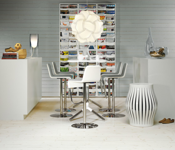 Turner barstool by Materia