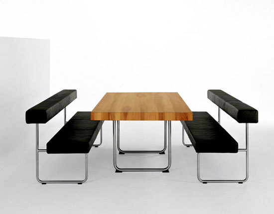 BOX Table de Girsberger