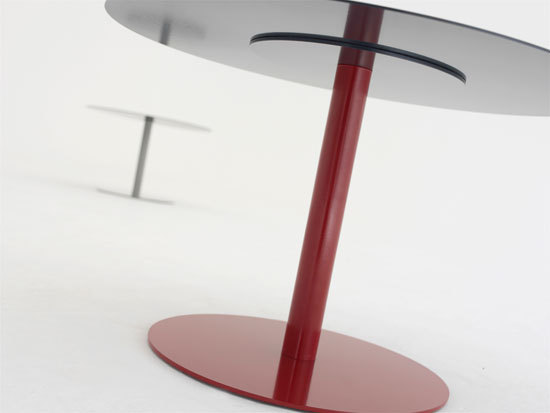 Soft Tables di van Esch