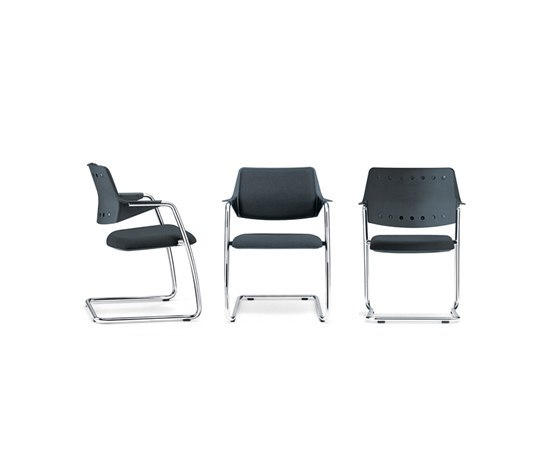 GIRSBERGER 3300 Cantilever chair by Girsberger