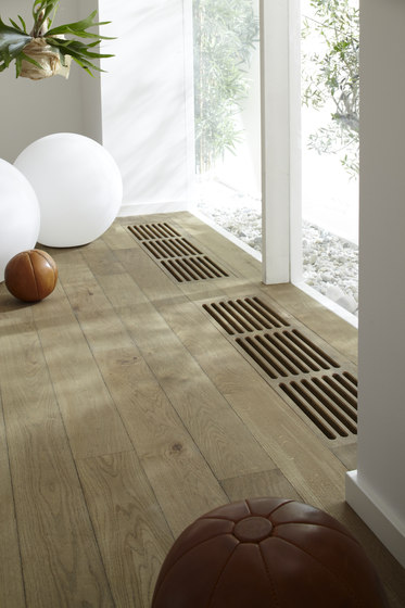 Trendpark Oak slightly smoked 15 by Bauwerk Parkett