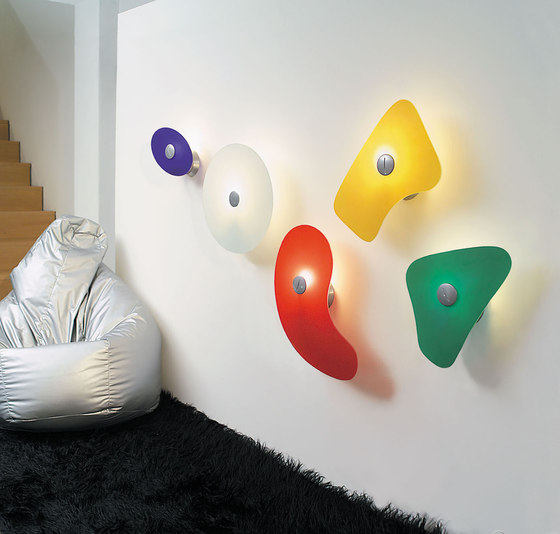 Bit 4 wall by Foscarini