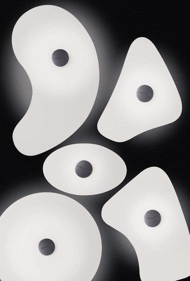 Bit 3 wall by Foscarini