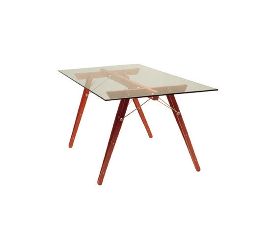 Flexus rectangular table de Useche
