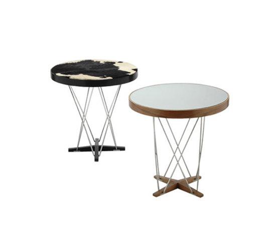 Tensor side table by Useche