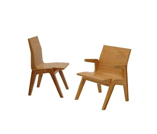 Cinta chair by Useche