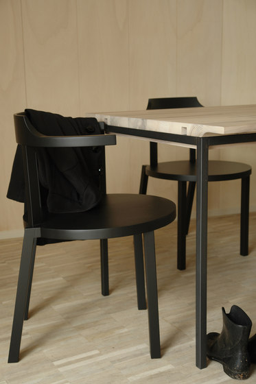 Minke Chair by Pilat & Pilat
