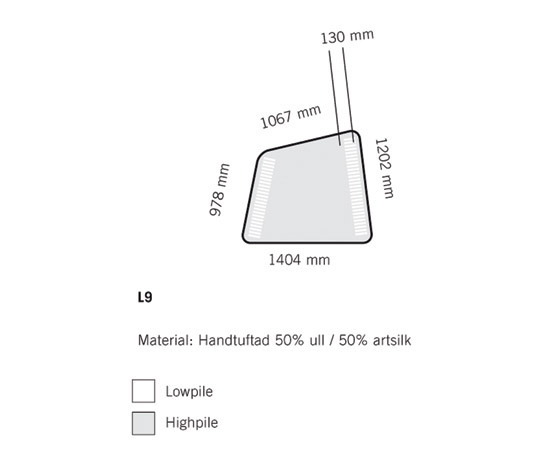 Île L14 von ASPLUND