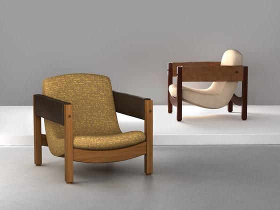 Jimi armchair de LinBrasil
