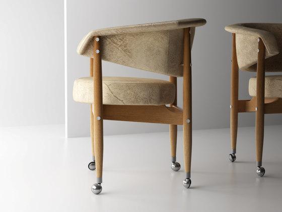 Beg armchair de LinBrasil
