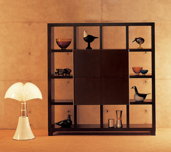 Shoji media cabinet by Conde House