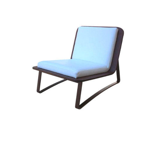 Cut armchair by Schuster