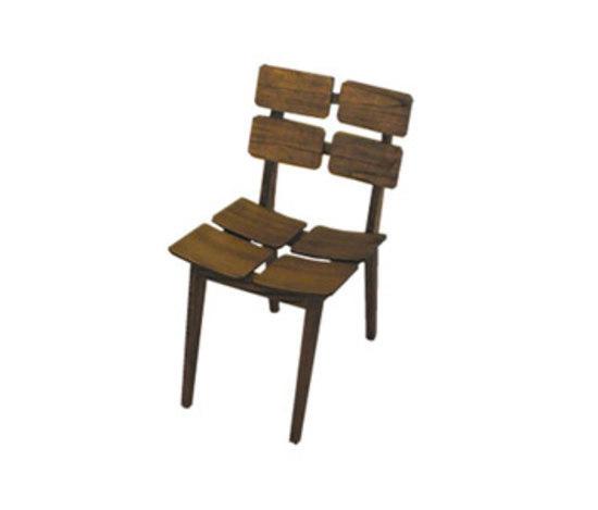Quadri Chair by Habitart