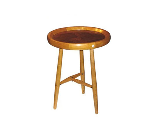 Bevilaqua Table-Tray by Mendes-Hirth