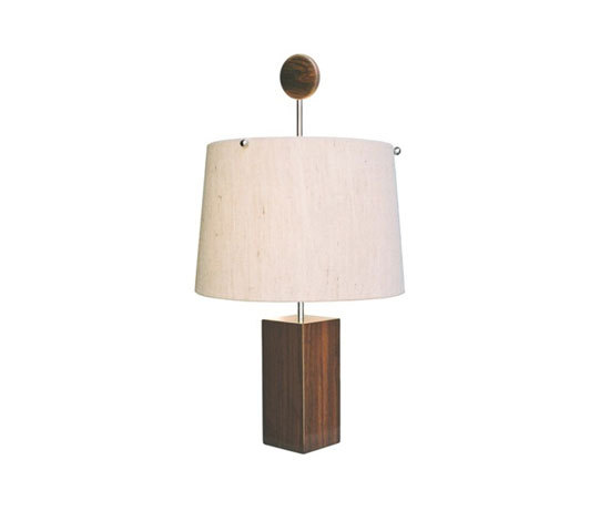 Niko Table Lamp by Mendes-Hirth