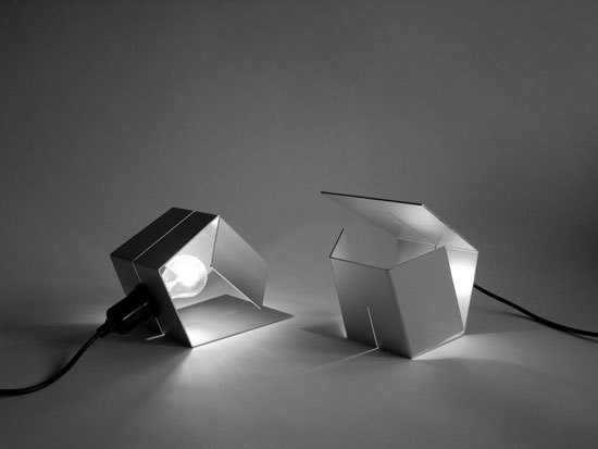 kame bed light by maude