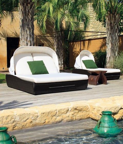 Venezia by kettal club armchair product for Casas rusticas con jardin