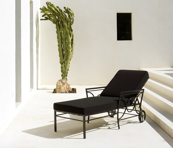 Barcelona Deck Chairs by KETTAL