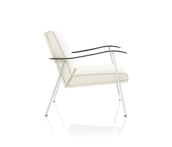 Sahara Wood Easy Chair Poltrone lounge di Lammhults Architonic
