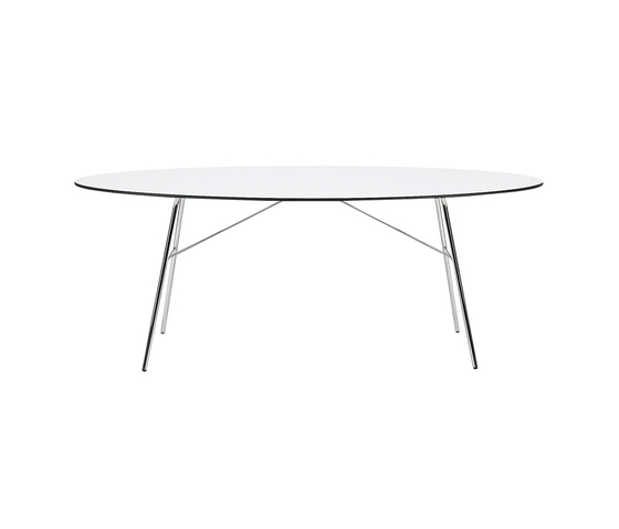 Saturn Table Cafeteria tables by Lammhults Architonic