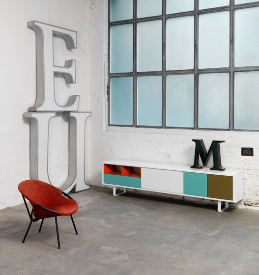 modular regal sideboardsysteme von m ller. Black Bedroom Furniture Sets. Home Design Ideas