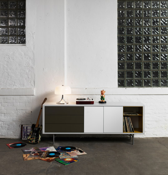 Modular S36 Sideboard by Müller Möbelfabrikation