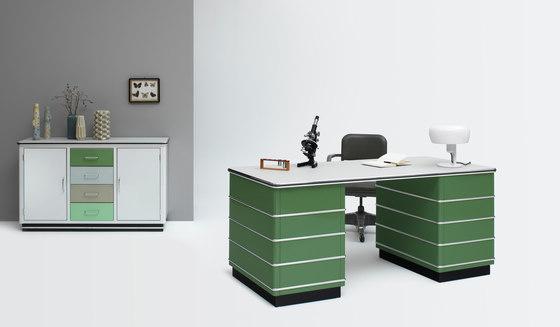 Classic Line TB Reception desk de Müller Möbelfabrikation