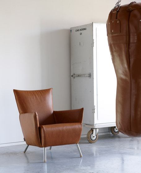 Cheo armchair di Label