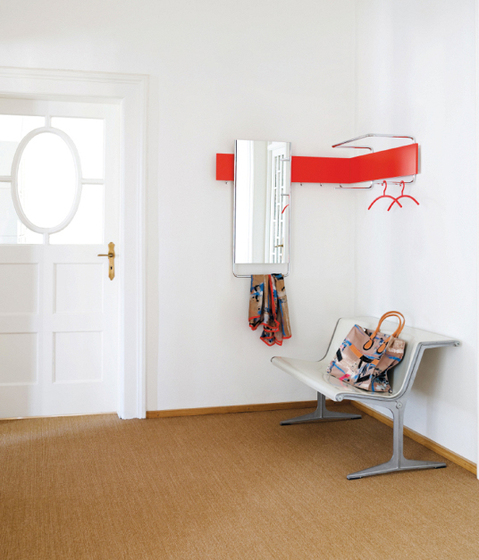 FLOW Coat rack programme by Schönbuch
