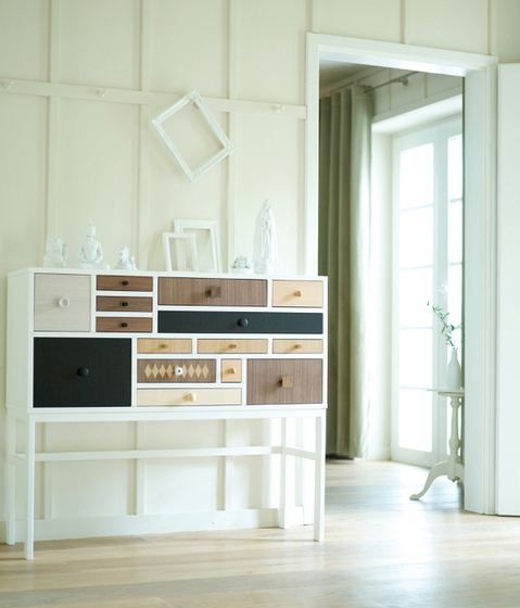 COLLECT Cupboard by Schönbuch