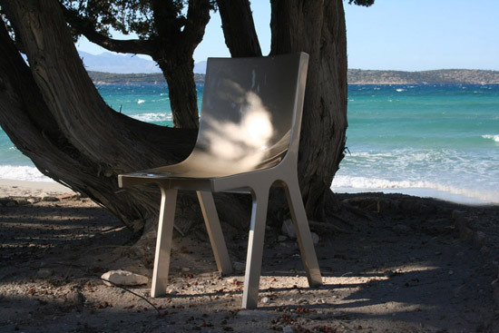 2Step Chair by GAEAforms
