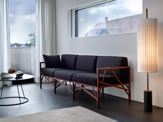 Allumette Sofa by Röthlisberger Kollektion