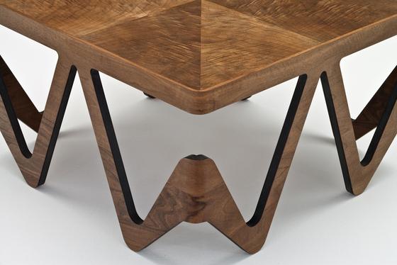 onda coffee table by nut + grat