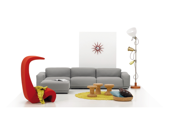Amoebe Highback by Vitra
