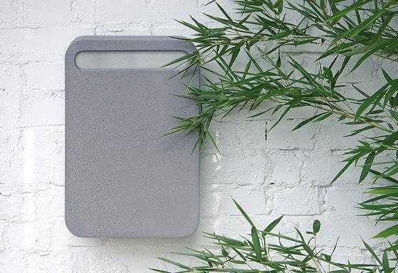 Letterbox | Concrete de Serafini