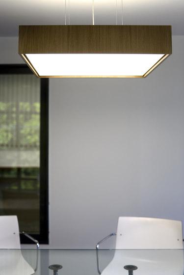 Quadrat 60x60 by B.LUX