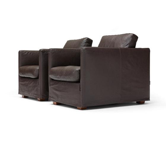 Novi armchair by Linteloo