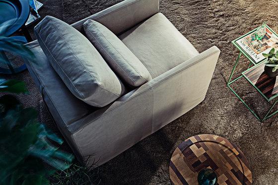 Novi armchair di Linteloo