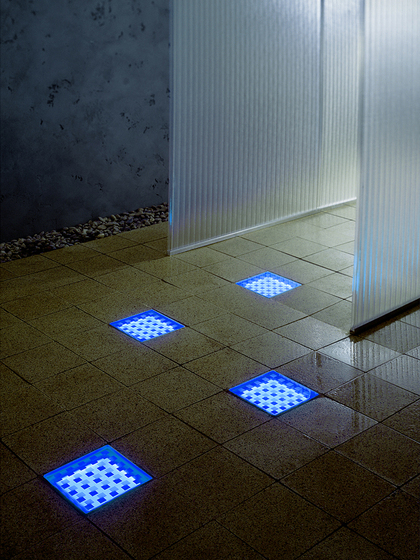 Ledia LL ID 910 Illuminating Tile by Hess